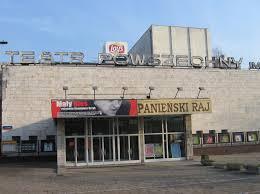 Powszechny Theatre in Warsaw