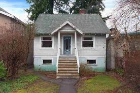 House For 1 Dollar by 86 Year Old Rundown Point Grey Home Listed For 2 4 Million