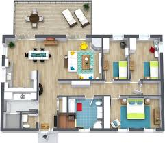 Two Story House Floor Plans 3 Bedrooms With Two Storey Small Houses Stylish Home Beauty