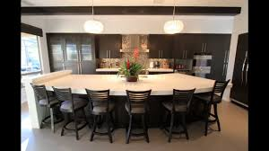 large kitchen island with seating ideas and kitchen island