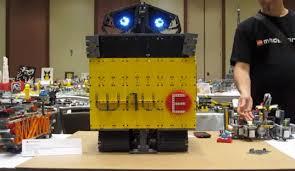 Robotic Wall Robot Inhabitots