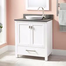 foshan factory shaker style rv bathroom vanity white bathroom