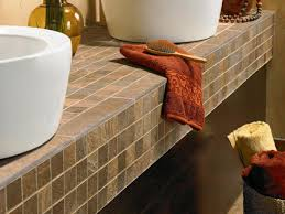 Bathroom Design Guide Tile Countertop Buying Guide Hgtv