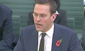 James Murdoch faces MPs - November 2011. James Murdoch has been answering MPs' questions on phone hacking. 9.45am: Good morning everyone, and welcome to the ... - James-Murdoch-faces-MPs---007