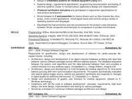 Sample Resume Of Manual Tester by Qtp Automation Tester Resume Download Environmental Test Engineer