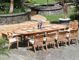 Best Wood Patio Furniture - patio patio furniture dining set 9 piece patio dining set patio