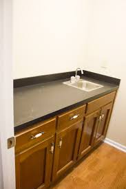 80s wet bar room to coffee bar one room challenge plans erin spain
