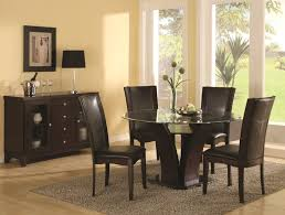 exellent round glass dining room sets table h in design ideas round glass dining room sets