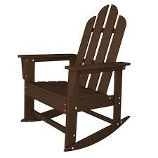 Rocking Chairs At Walmart Long Island Recycled Plastic Adirondack Rocking Chair