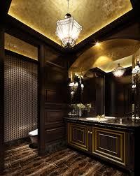 dark marble floors luxurious dark bathroom with marble floor 3d