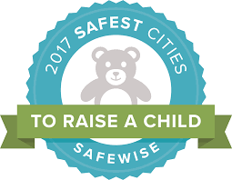 halloween city middletown ny the 30 safest cities to raise a child in america 2017 safewise