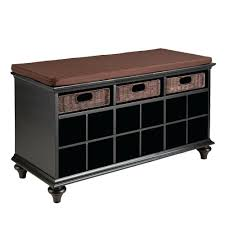Storage Bench With Hooks by Home Decorating Trends Homeditentryway Storage Bench With Hooks