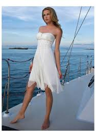 beach wedding dresses 2014