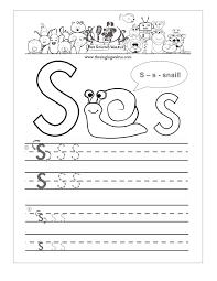 kindergarten lined writing paper free handwriting worksheets for the alphabet