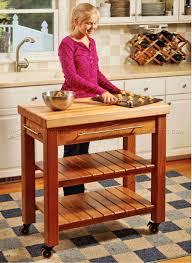 portable kitchen island plans u2022 woodarchivist