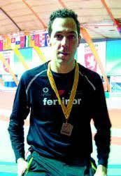 Medalla de plata para Javier Ceamanos - La Crónica de la Comunidad ... - 651076_1