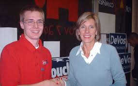 who is betsy devos a breakdown of the truths and the myths