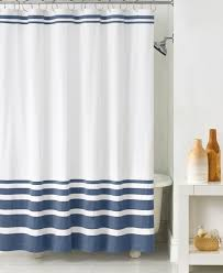 hotel collection gradient stripe shower curtain shops