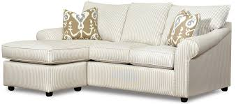 Chaise Lounge With Sofa Bed by Sofa With Reversible Chaise Lounge By Klaussner Wolf And