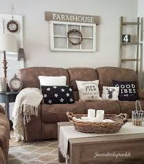Ideas For Living Room Furniture by Best 25 Brown Couch Living Room Ideas On Pinterest Living Room