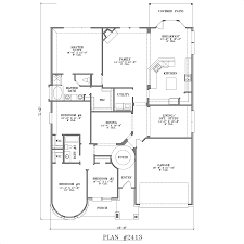 Two Story Floor Plan Free Two Story House Floor Plans