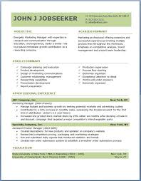 Examples Of Creative Resumes by Free Templates Resume Resume Examples Builder Resume Free