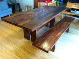 Best CUSTOMER CREATIONS DIY Images On Pinterest Reclaimed - Barnwood kitchen table