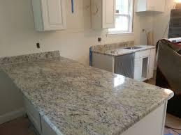 granite countertop standard cabinet depth kitchen hobart