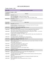 detailed program   ORT Braude College