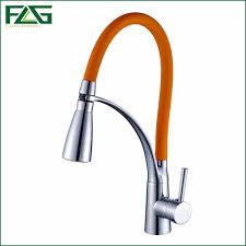 Led Kitchen Faucet Online Get Cheap Orange Kitchen Faucet Aliexpress Com Alibaba Group