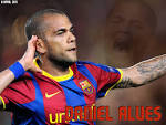 Wallpapers Backgrounds - Dani Alves Hd 2012 Soccer wallpaper Desktop Wallpapers Bola