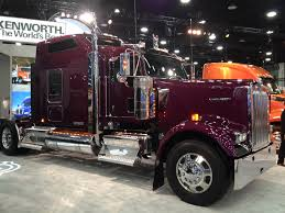 kenworth truck models kenworth unveils new truck u0026 more from mats