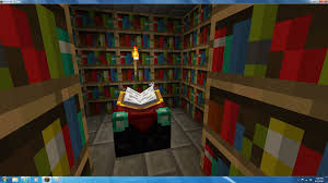 library bookcase minecraft doherty house how build bookcase