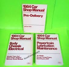 haynes manual 2003 lincoln towncar manuals u0026 literature parts u0026 accessories ebay motors