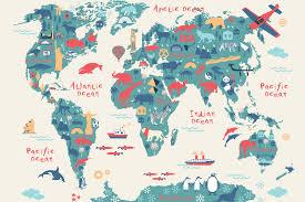 Liverpool Ny Map Explorer Kids World Map Mural Muralswallpaper Co Uk