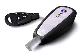 nissan micra key fob car key now a posh smart accessory for display on the bistro