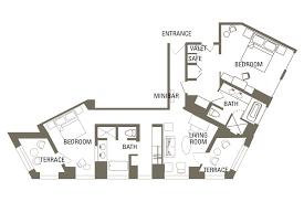 terrace 2 bedroom suite atlanta