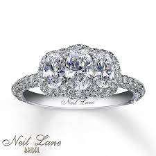 neil lane engagement rings 2 1 3 ct oval cut this is the ring but i wish it was platinum