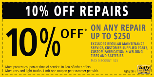 lexus parts coupon tuffy tire and auto service center troy michigan