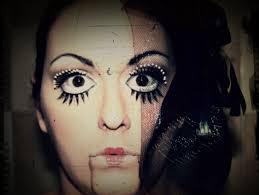 Halloween Doll Makeup Ideas by Halloween Broken Dolls Make Up Tutorial Ft Themissbetta87 Youtube