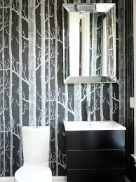 Wallpaper In Bathroom Ideas Small Bathroom Wallpaper For Bathrooms Ideas New House Decorating