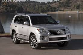 lexus lx 570 price canada most reliable 2014 luxury crossovers and suvs j d power cars