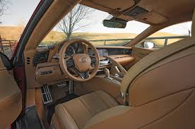lexus lc carwow lexus lc interior view1 packs hp goes on sale next may msrp 2018