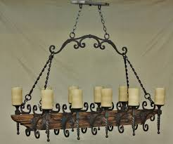iron chandelier hand forged editonline us