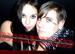 Online Gothic Dating Site for Gothic Singles     Online Gothic Dating Site for Gothic Singles