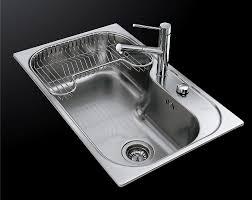 Singlebowl Kitchen Sink  Stainless Steel TORNADOSTD - Foster kitchen sinks