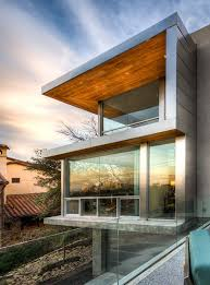 Modern Concrete Home Plans And Designs Fancy Contemporary Home Design With Sleek And Classy House Plans