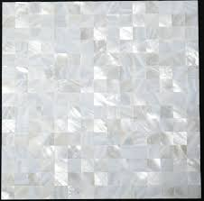 mother of pearl sea shell mosaic kitchen backsplash tile mop006