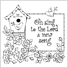 free christian coloring pages 8885