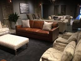 Furniture Stores In Asheboro Nc Encore Leather Sofa By Craftmaster Furniture Luxe Leather